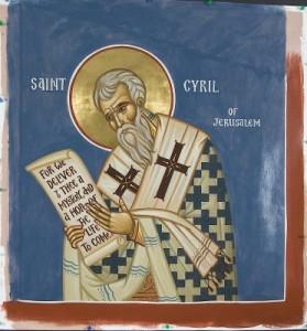 Saint Cyrille de Jérusalem
